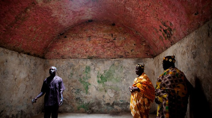 On Slavery's Doorstep in Ghana